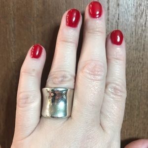 James Avery SS Ring